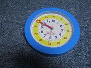 Kinderzimmer Wanduhr Kids - Lern-Uhr