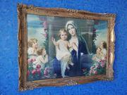 Sakralkunst Maria mit Jesus Kind