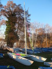 Segelboot Katamaran Topcat