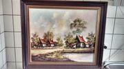 Zu verkaufen schönes gemälde maler