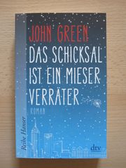 John Green Margos Spuren Das