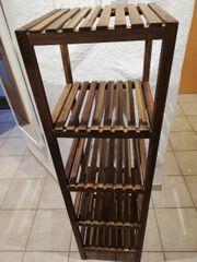 Ikea Molger Holz Regal 2
