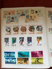 Briefmarkensammlung Ostblock Nicaragua Venezuela usw