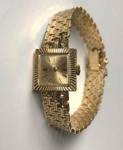 Tudor - Rolex Vintage Damenuhr 18k