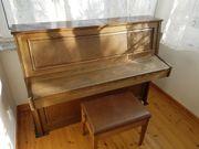 Gut erhaltenes SAUTER Klavier zu