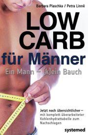 Taschenbuch Low Carb für Männer -
