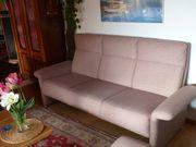 3-Sitzer-Sofa von Laauser beige schmutzabweisend