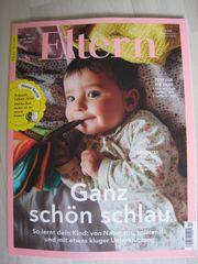 Zeitschrift ELTERN Nr 4 2021 -