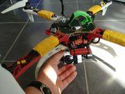 DJI Flamewheel Drohne Quadkopter - F450