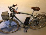E Bike Herrenfahrrad