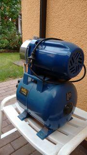 Hauswasserwerk N-HW 1100 INOX von