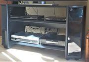 Phonoregal Fernsehregal Sideboard Schrank