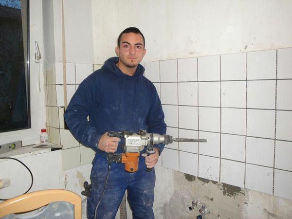Handwerker Hausmeister Allrounder