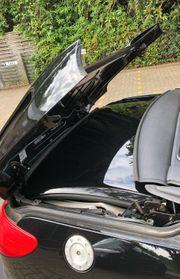 Peugeot 206 cc schweren Herzens