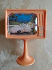 Vintage - Petra Barbie Fernseher mit