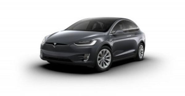 Tesla Model X 75D BJ