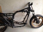 Kawasaki GPZ 750 UT Rahmen
