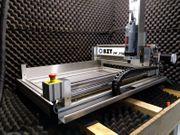 BZT CNC Portalfräse Fräsmaschine Steuerung