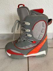 Snowboard- Boots Head