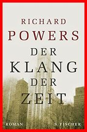RICHARD POWERS - 3 ROMANE