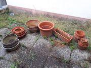Übertöpfe aus Keramik
