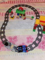 Lego Duplo Thomas Eisenbahnset 5554-mit