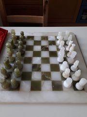 Marmor Schachspiel