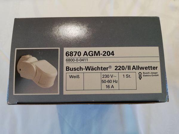 Busch-Jaeger-Wächter 220 II Allwetter 6870