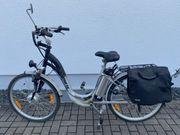 Tiefeinsteiger e-Bike Prophete Comfort Cityline