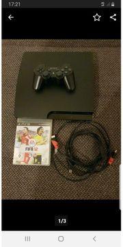 Playstation 3 Gebraucht mit Fifa