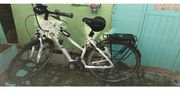 Damen E bike von Pegasus