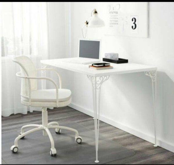 Schreibtisch Ikea Falkhöjden Weiss In Kehl Ikea Möbel Kaufen Und