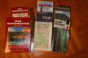 USA Reiseführer und Landkarten