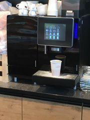 Franke A600 Kaffeemaschine Automatische Reinigung