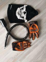 Zubehör Motorrad 3 Teile für