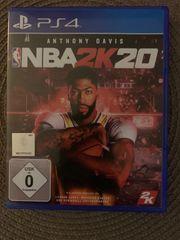 NBA 2K 20 ps4