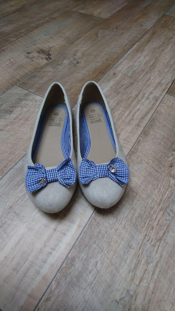 5c072dedd3b52 NEUE! Trachten Ballerinas, Größe: 39 in Adlkofen - Schuhe, Stiefel ...