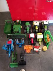 Traktoren Sammlung