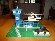 Lego Police Heliport 1972