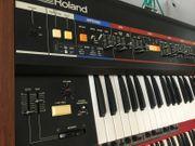 Roland Juno 60 Synthesizer Tubbutec
