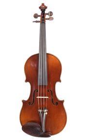 Französische Geige mit gereiftem Klang
