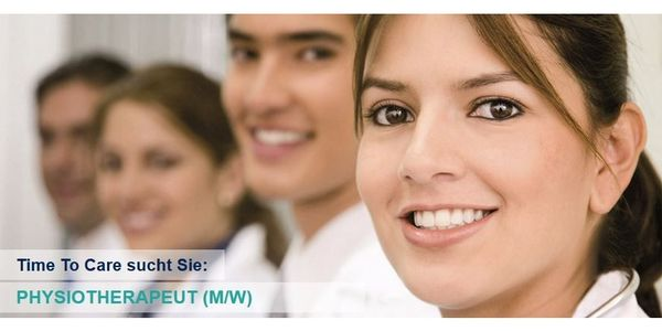Physiotherapeut Physiotherapeutin 18 EUR Std