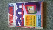 Für Sammler Erstausgabe Computerzeitschrift Windows-Aktiv