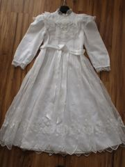 Kleid zur Erstkommunion