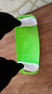 Fitboard mit Anleitungs DVD
