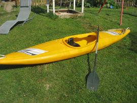 Kanus, Ruder-,Schlauchboote - Kajak Lettmann
