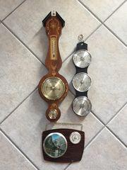 Barometer 3 Stück wie abgebildet