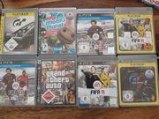 8x PS3 Spiele - FIFA Gran