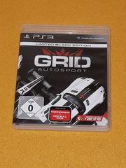 PS3 Spiel Grid Autosport Limited