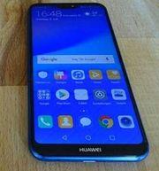Huawei p20 lite blau mit
